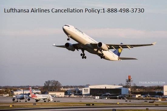 How to Cancel Lufthansa Flight Ticket?