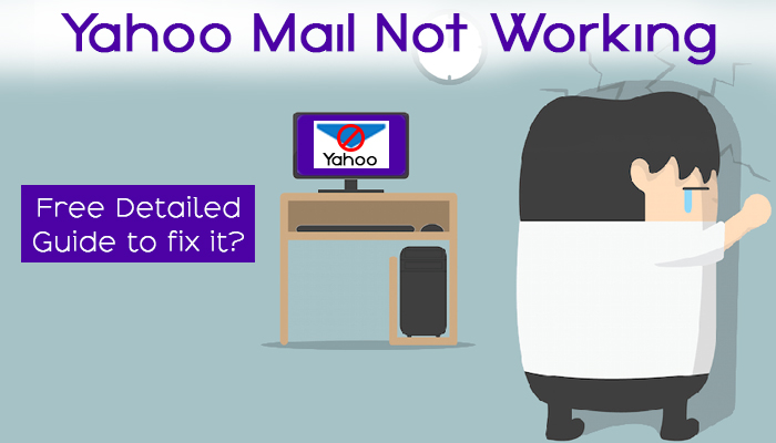 Yahoo Mail Not Working On iphone?