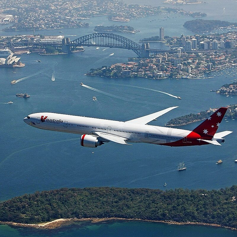 How to book a flight with Virgin Australia?