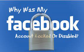 How can I unlock my Facebook account?