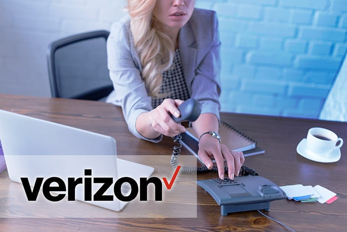 How to Call a Live Person in Verizon?
