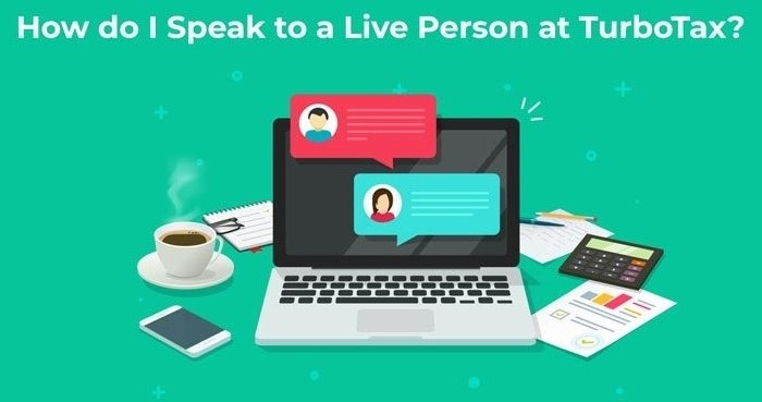 Can I talk to a live person at TurboTax?